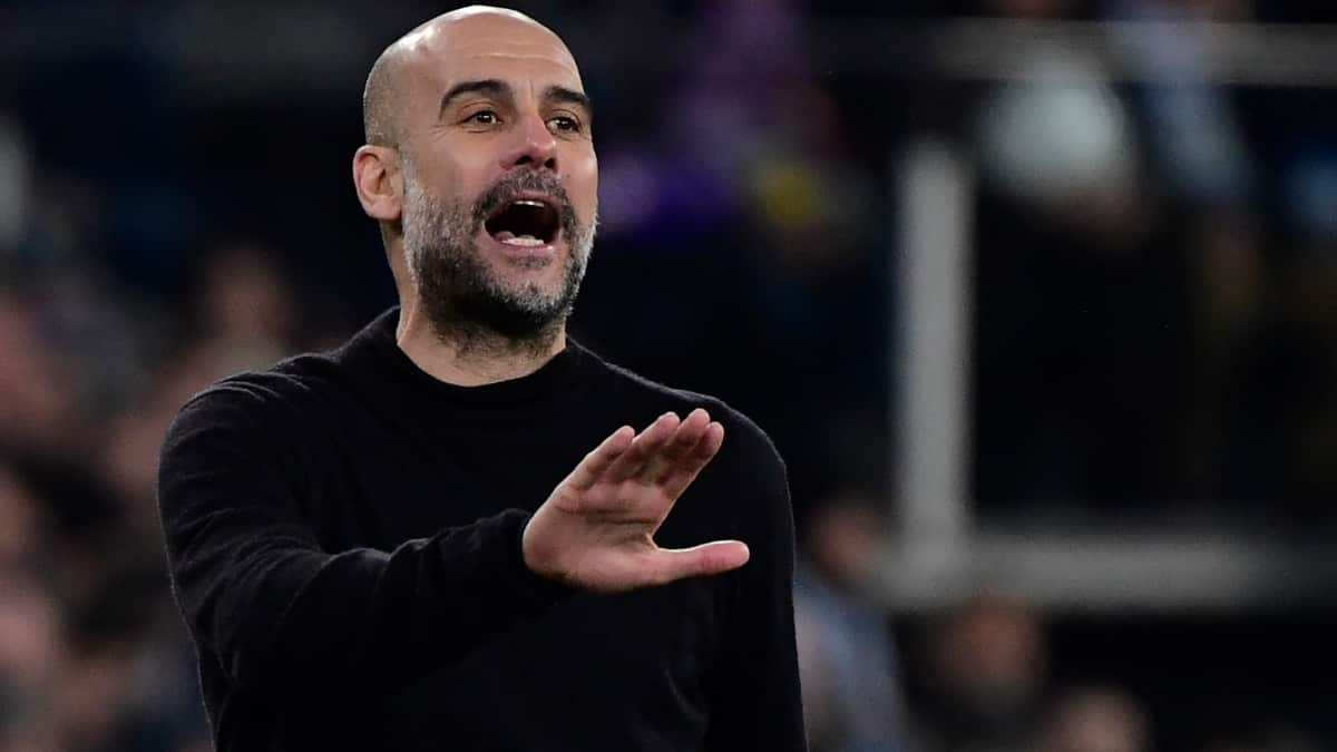 Guardiola rechaza