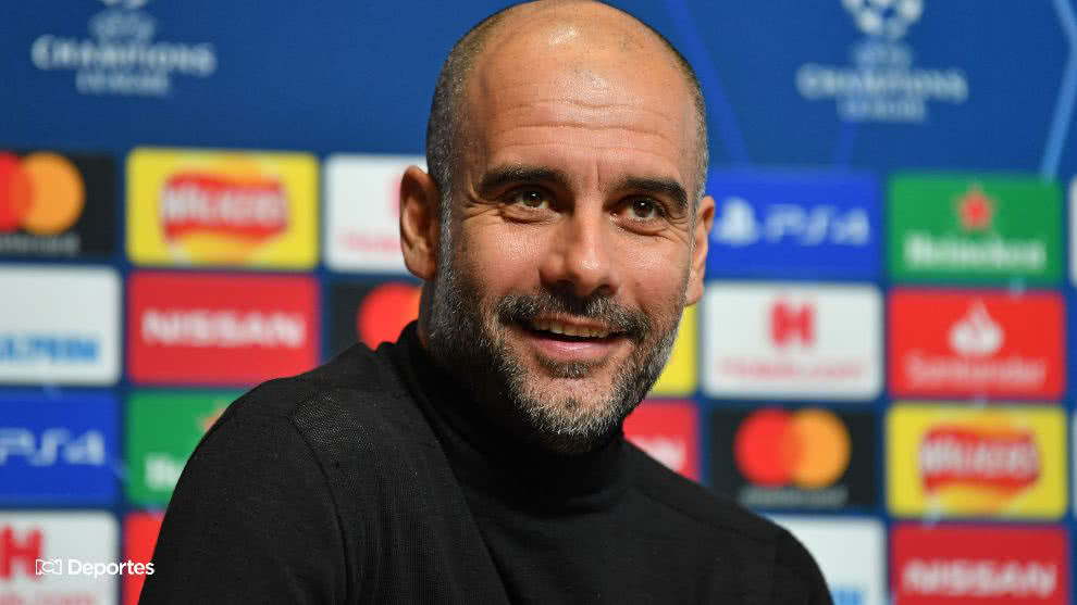 Pep Guardiola / Foto: AFP