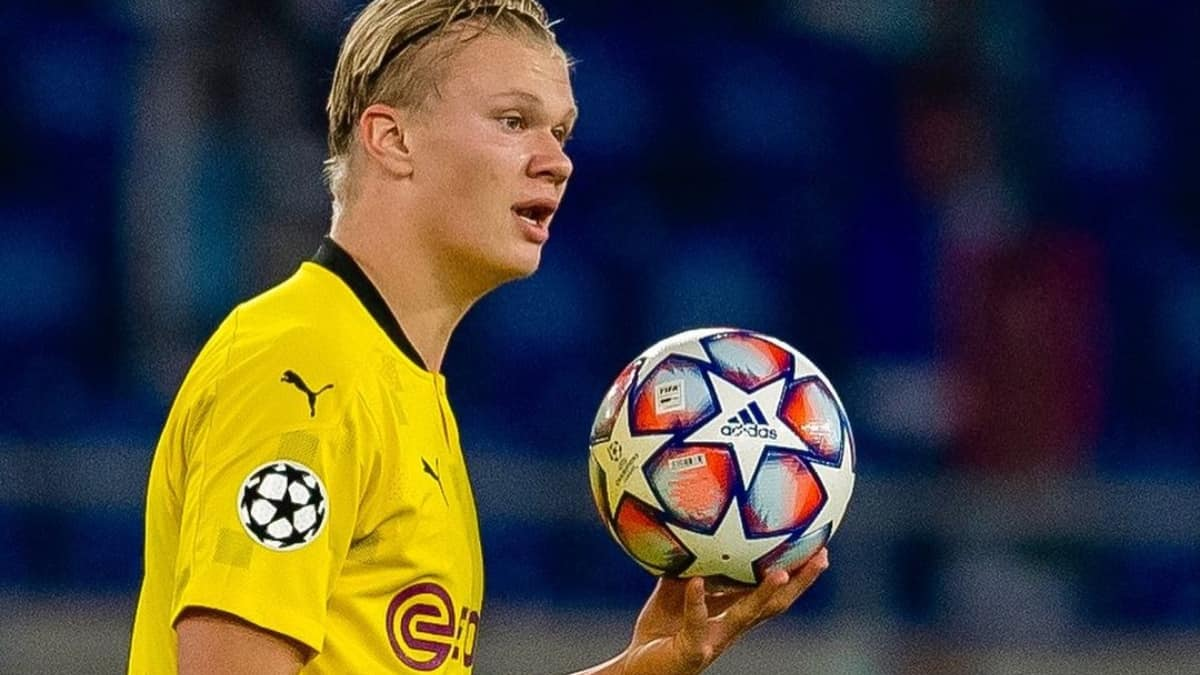Champions League: Erling Haaland