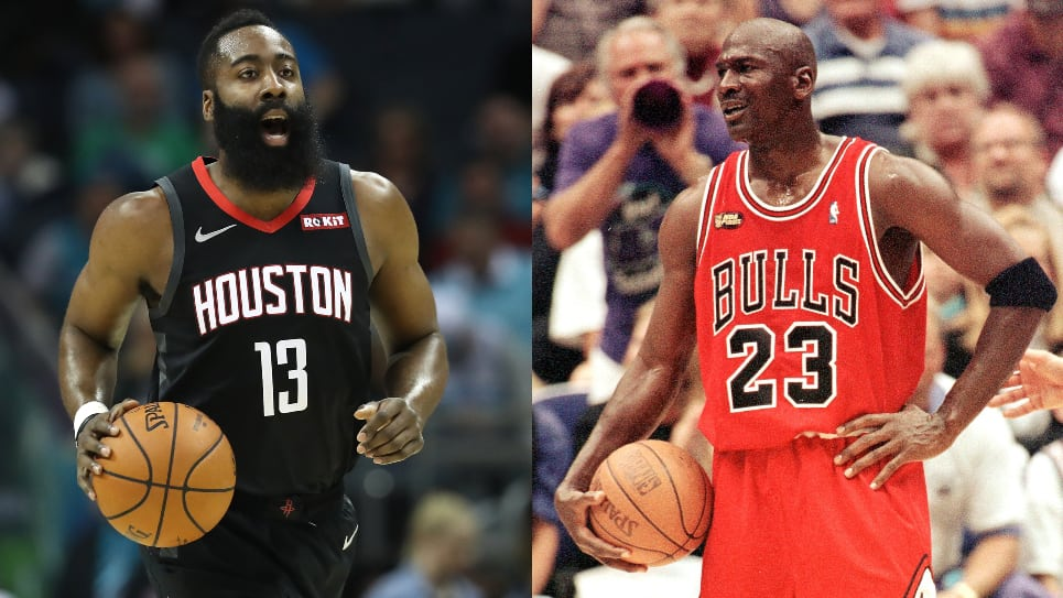 Daryl Morey: James Harden es mejor anotador que Michael Jordan