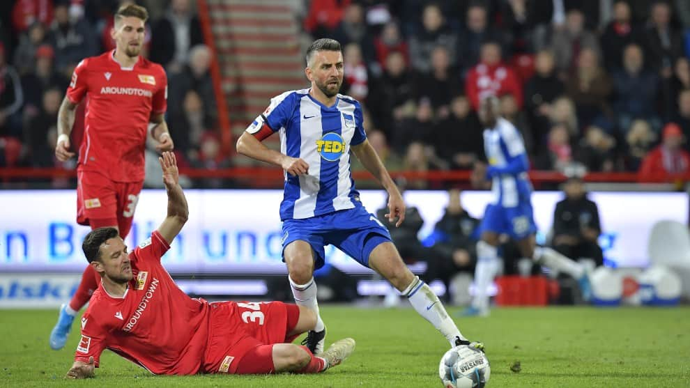 Hertha Berlin vs. Union Berlin EN VIVO ONLINE: Bundesliga 2019-2020