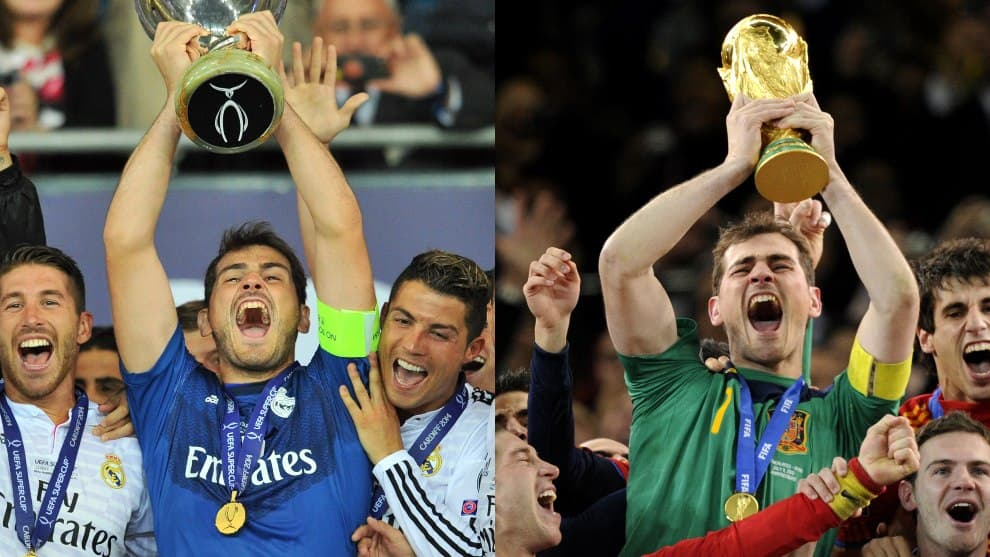 Casillas, el 'Santo' del Real Madrid