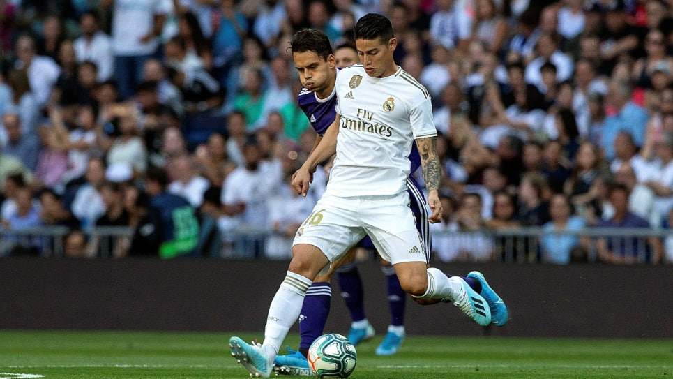 Real Madrid vs Valladolid EN VIVO ONLINE: LaLiga 2019-2020