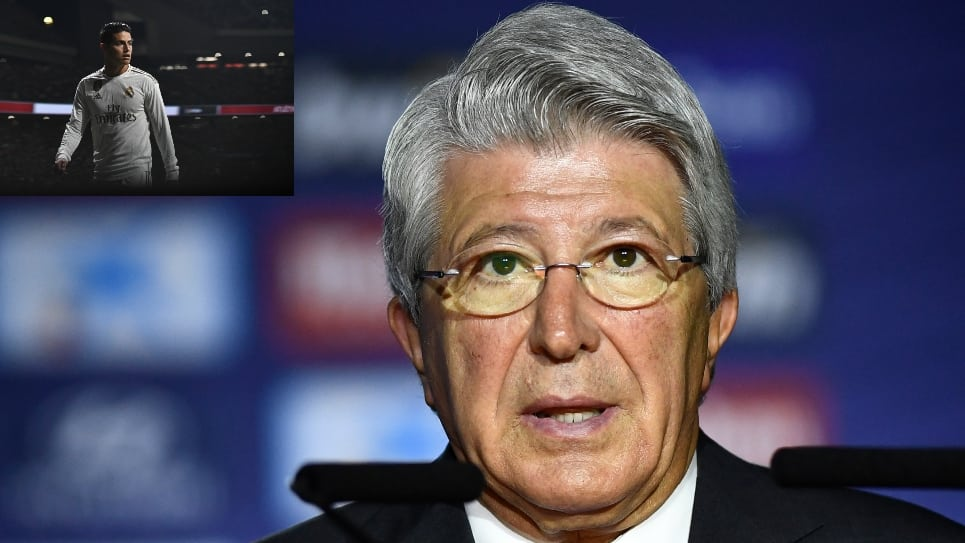 Enrique Cerezo James: Atlético de Madrid entrevista