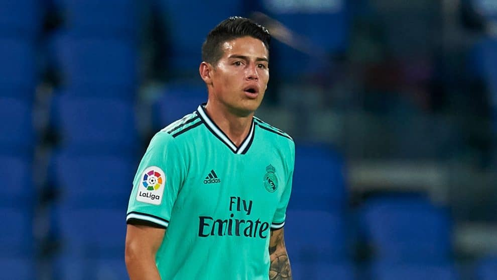 James Rodríguez / AFP