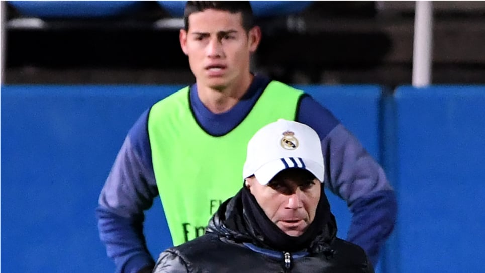Tomás Roncero: Zidane por qué no quieres a James: video Roncero AS