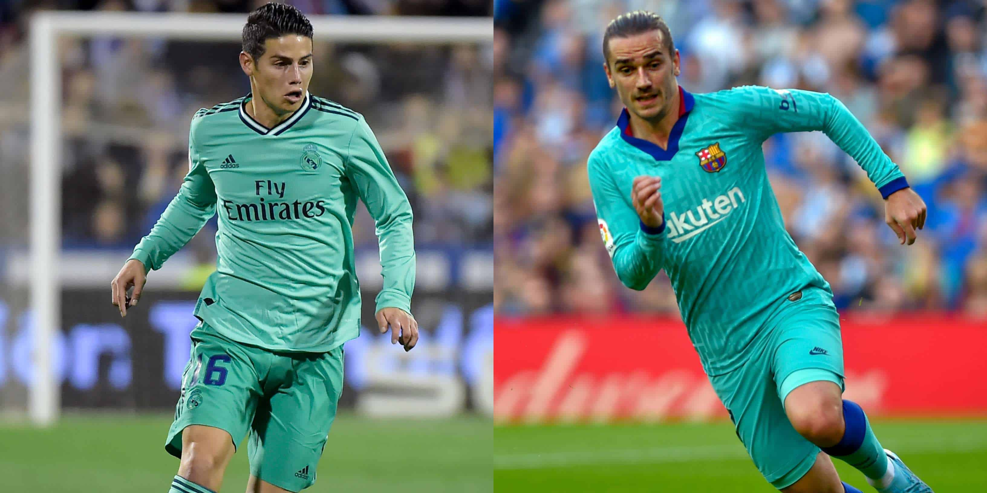 Real Madrid-Real Sociedad y Athletic-Barcelona