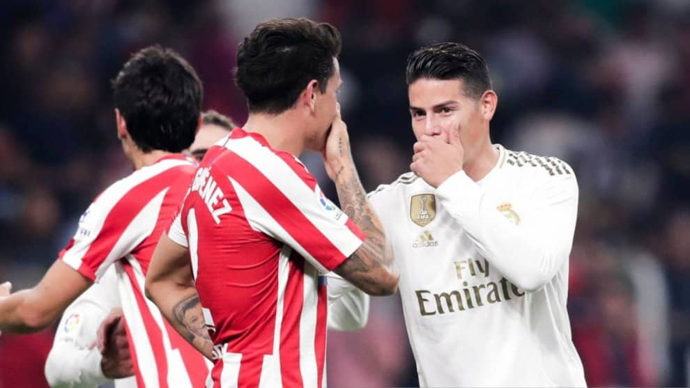 James Rodríguez 'sigue insistiendo'