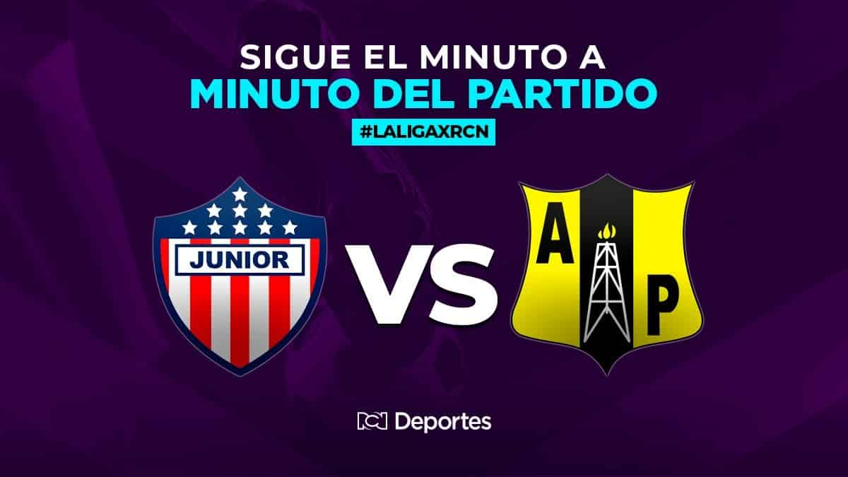 Junior vs Alianza Petrolera, ver EN VIVO ONLINE: Liga BetPlay 2021-I