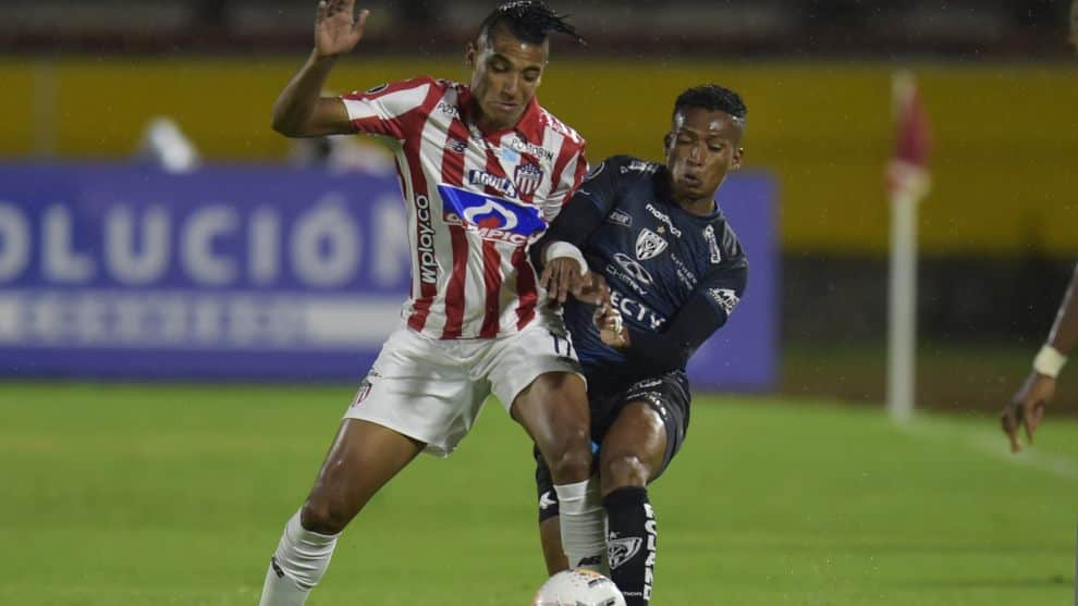 Junior vs Independiente del Valle EN VIVO ONLINE: Copa Libertadores 2020