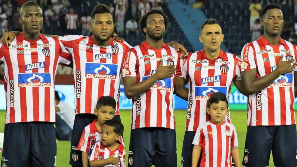 Junior, Top-10 más valiosos Libertadores 2020
