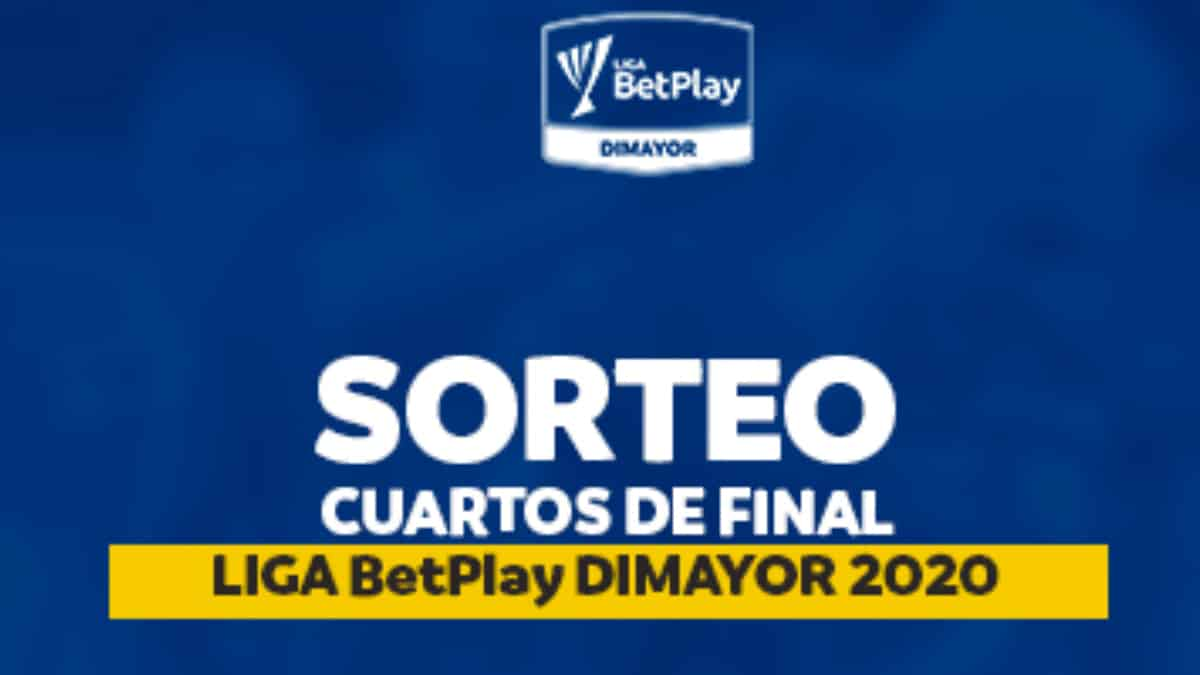 Sorteo playoffs Liga BetPlay 2020: Fecha, hora, formato y TV