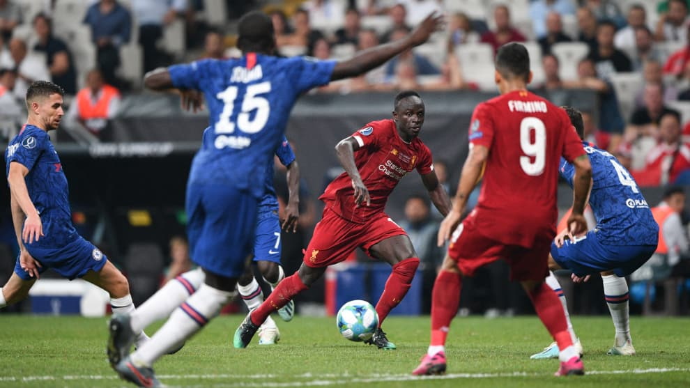Chelsea vs Liverpool EN VIVO ONLINE: Premier League 2020/21
