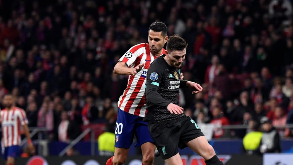 Liverpool vs Atlético de Madrid por Champions League 2019/20 EN VIVO ONLINE