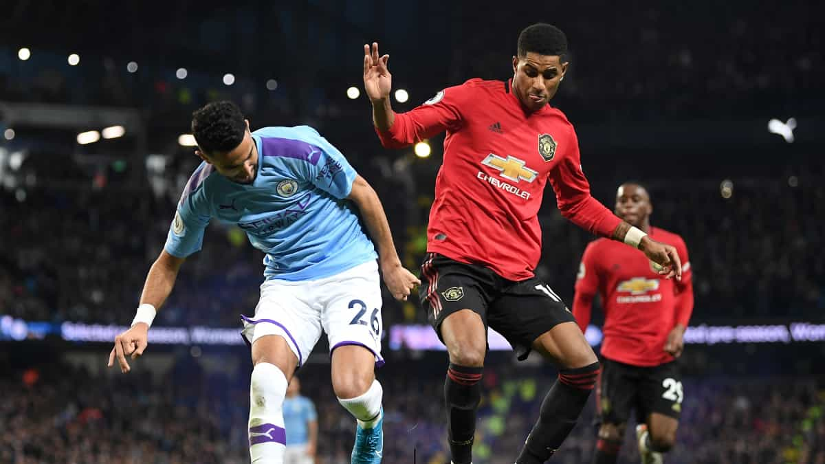 ¿Dónde ver Manchester United vs Manchester City, Carabao Cup