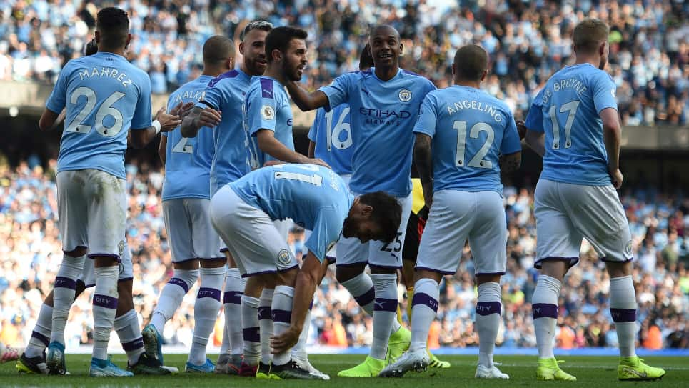 Manchester City vs Atalanta EN VIVO ONLINE: Champions League 2019/20