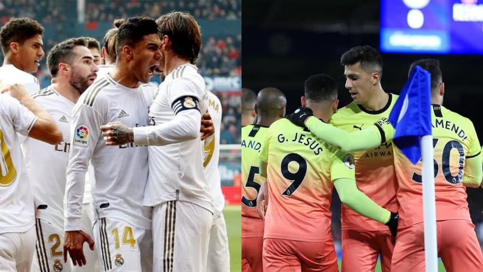 Real Madrid vs Manchester City EN VIVO ONLINE por Deportes RCN