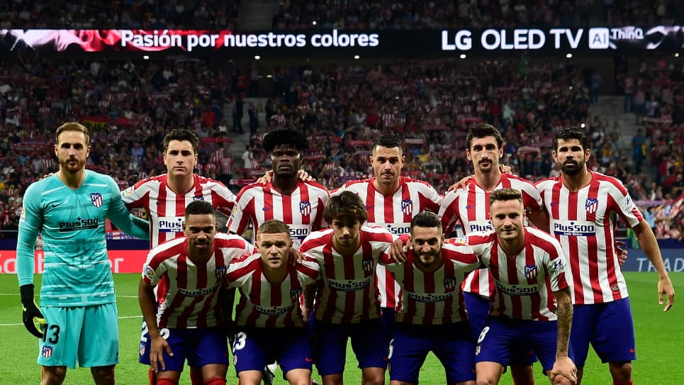 Lokomotiv vs Atlético de Madrid EN VIVO ONLINE: Champions League 2019/20