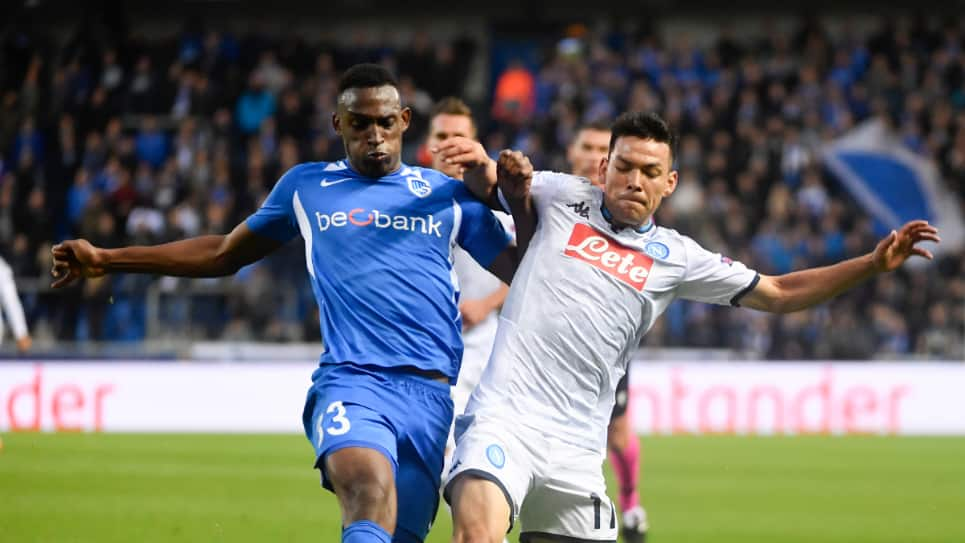 Napoli vs Genk EN VIVO ONLINE: Champions League 2019-2020