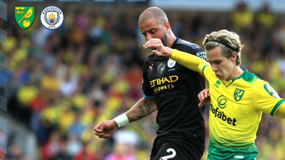 Norwich City vs Manchester City: goles, resultado y resumen 3-2: Premier League