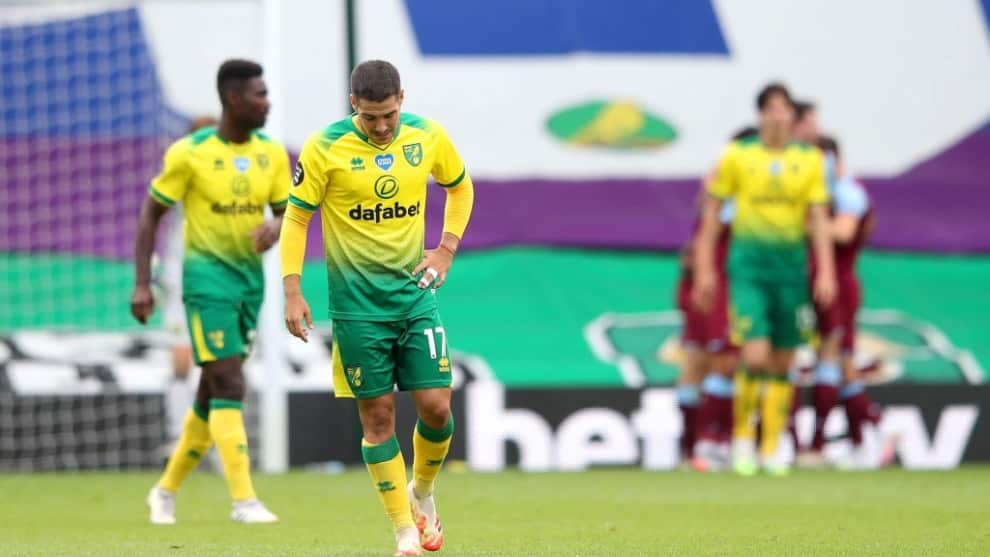 Norwich City desciende tras una temporada en la Premier League