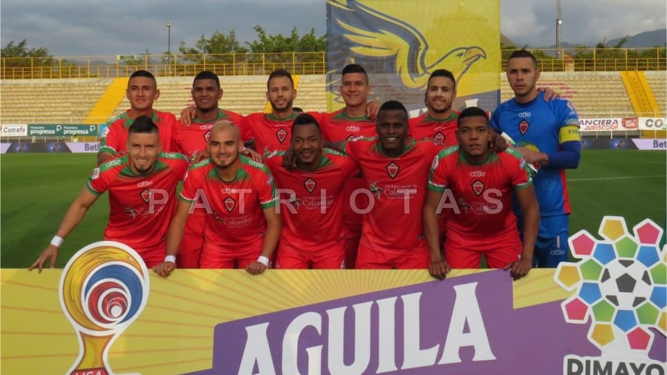 Patriotas vs Huila EN VIVO ONLINE
