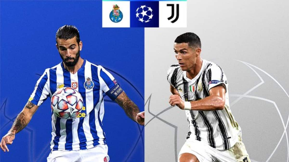 Porto vs Juventus, Champions League