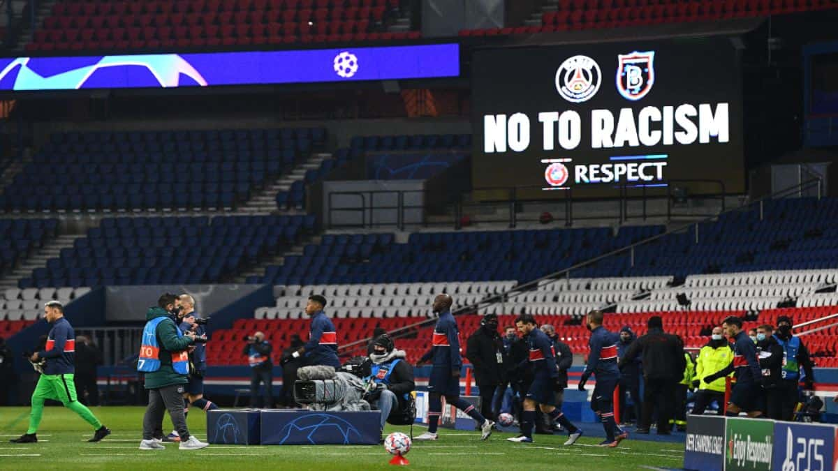 Champions League: PSG / AFP