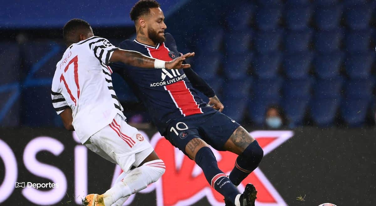 PSG vs Manchester United EN VIVO ONLINE: Champions League 2020/21 / AFP
