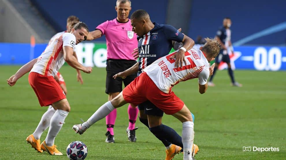 Leipzig vs PSG EN VIVO ONLINE: Champions League 2019/20