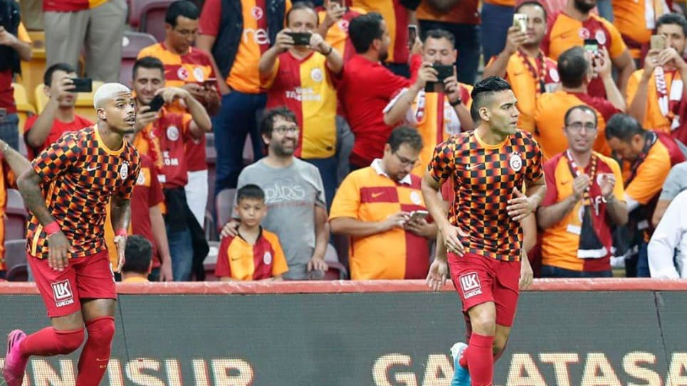 Galatasaray vs Kasimpasa EN VIVO ONLINE: Falcao debut titular en vivo