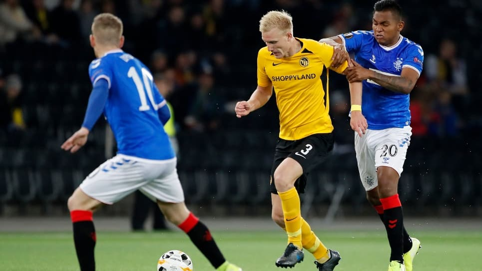 Rangers vs Young Boys EN VIVO ONLINE: Europa League 2019/20