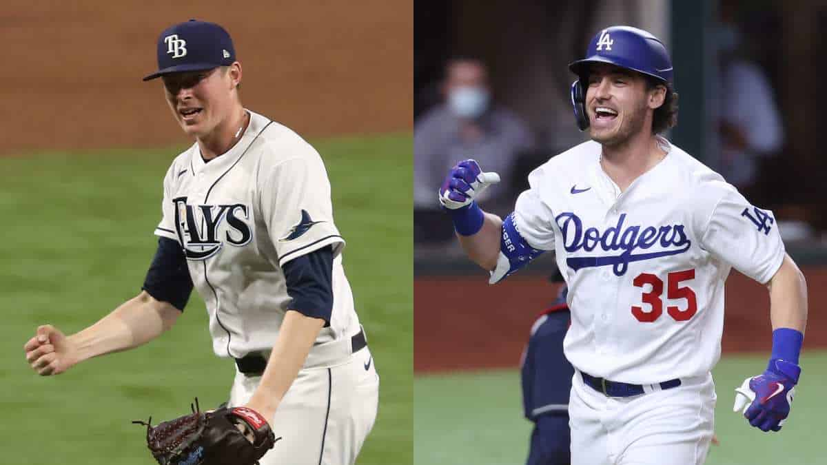 Rays y Dodgers