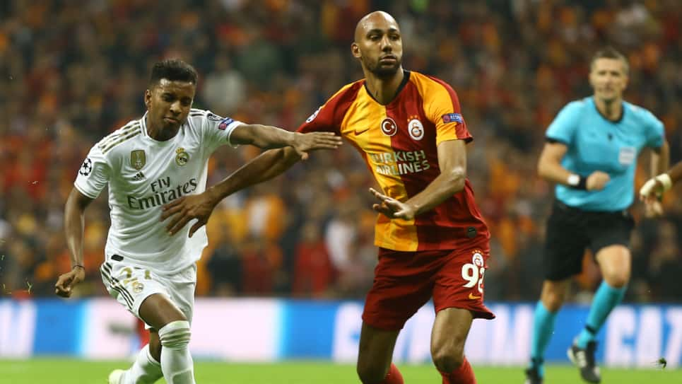 Real Madrid vs Galatasaray EN VIVO ONLINE: Champions League 2019/20