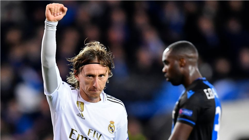 Real Madrid vs Brujas goles, resultado: Champions League 2019-20