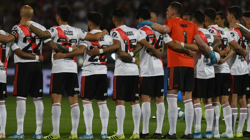 Arsenal vs River Plate EN VIVO ONLINE: Superliga Argentina 2019-2020