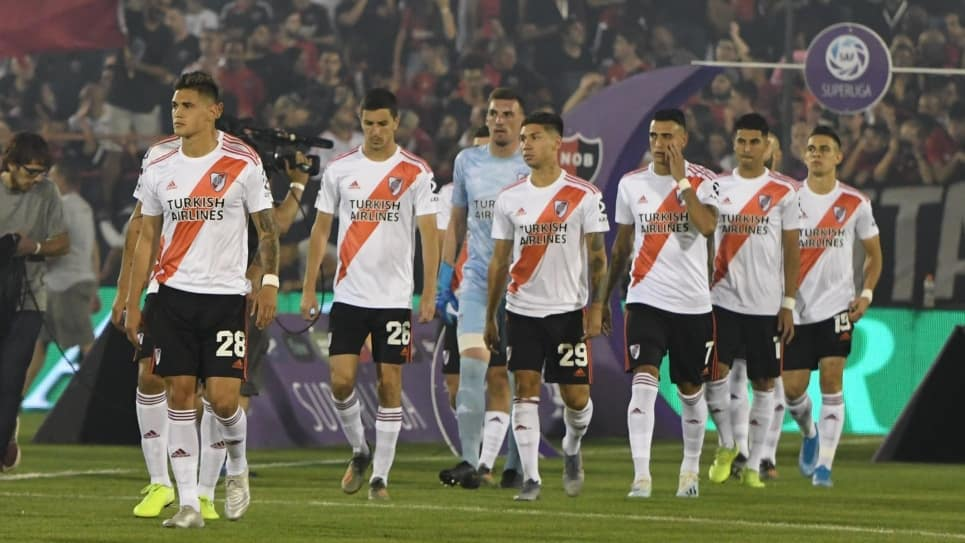 Horario River Plate vs Central Córdoba, final Copa Argentina 2019