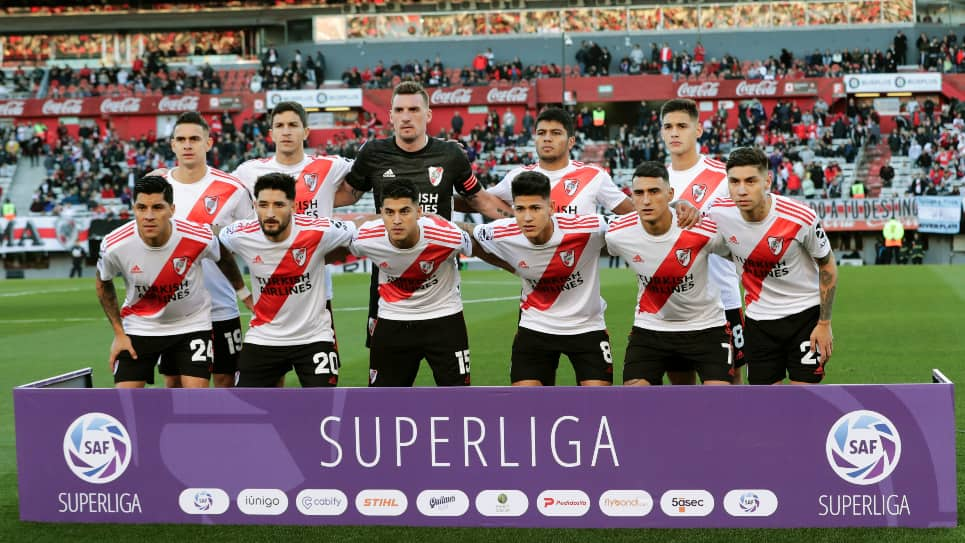 Racing vs River Plate EN VIVO ONLINE: Superliga Argentina 2019/2020