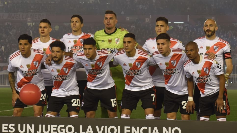 River Plate vs Rosario Central EN VIVO ONLINE: Superliga Argentina 2019-2020
