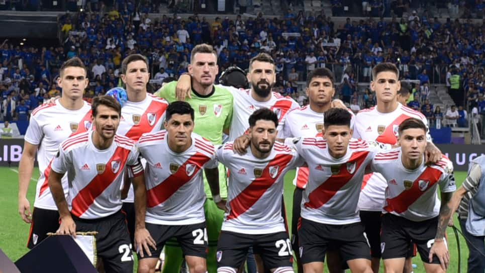 River Plate vs Lanús EN VIVO ONLINE: Superliga Argentina 2019-2020