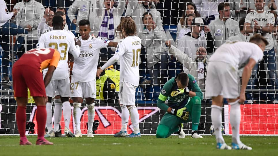 Real Madrid vs Galatasaray, resultado, goles y resumen: 6-0 Champions League