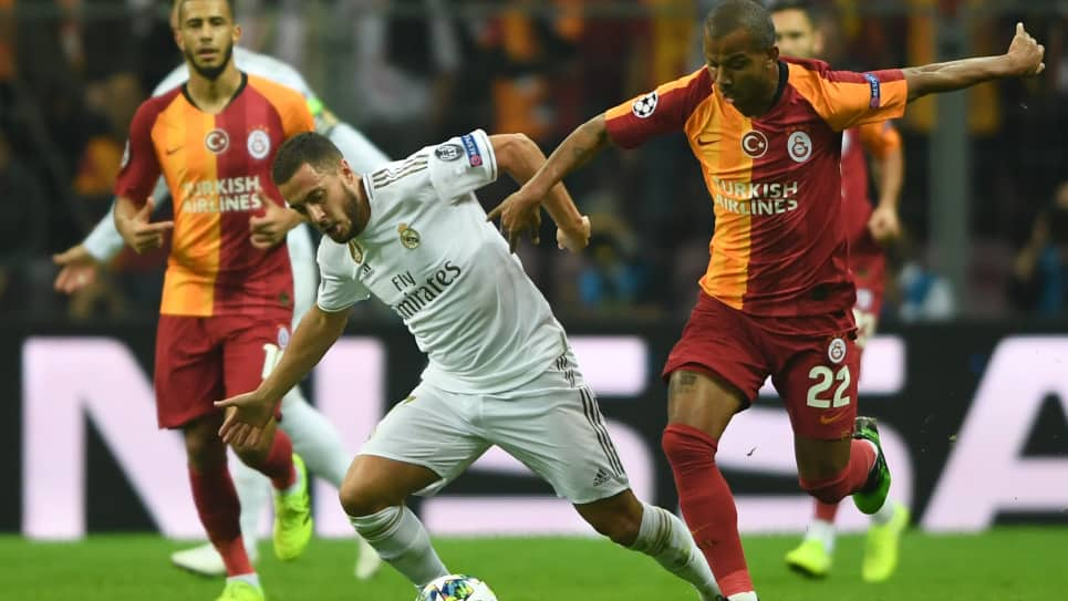 Galatasaray vs Real Madrid EN VIVO ONLINE: Champions League 2019/20