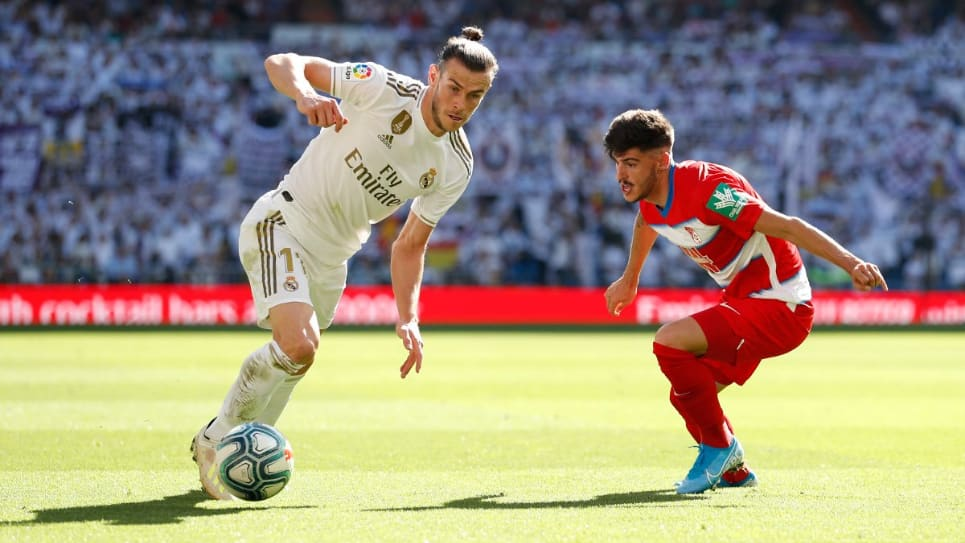 Real Madrid vs Granada EN VIVO ONLINE: LaLiga 2019-2020