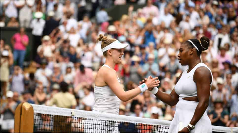 Serena Williams semifinales Wimbledon