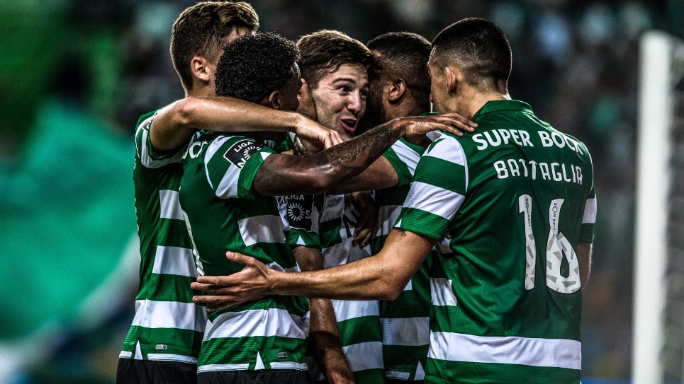 Sporting Lisboa vs LASK EN VIVO ONLINE: Europa League 2019/20