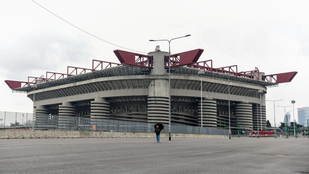 Estadio San Siro será demolido