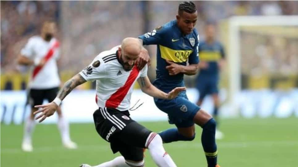 River Plate vs Boca Juniors EN VIVO ONLINE