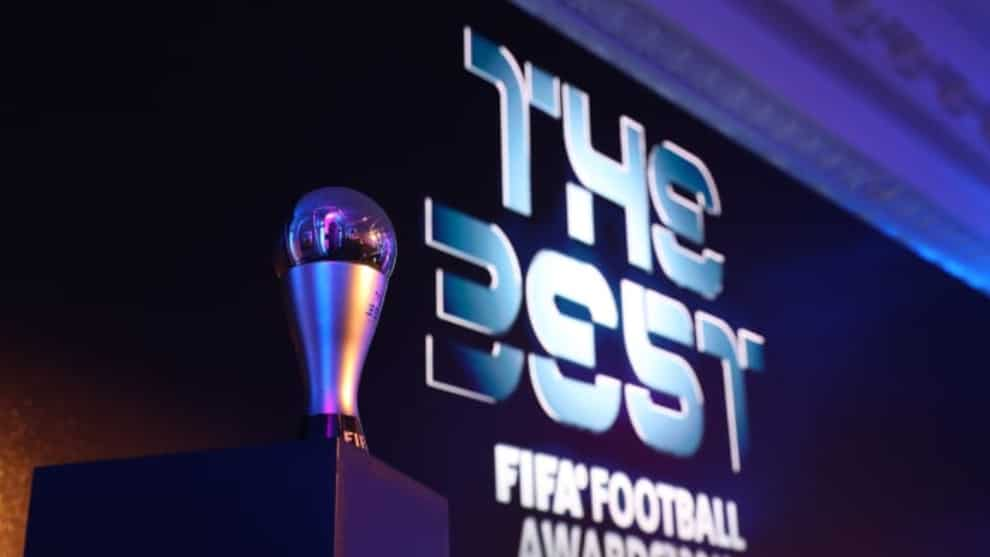 Fifa cancela los premios The Best