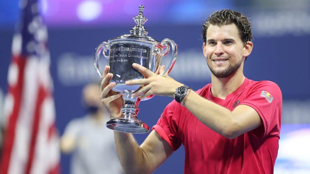 Thiem conquista el US Open