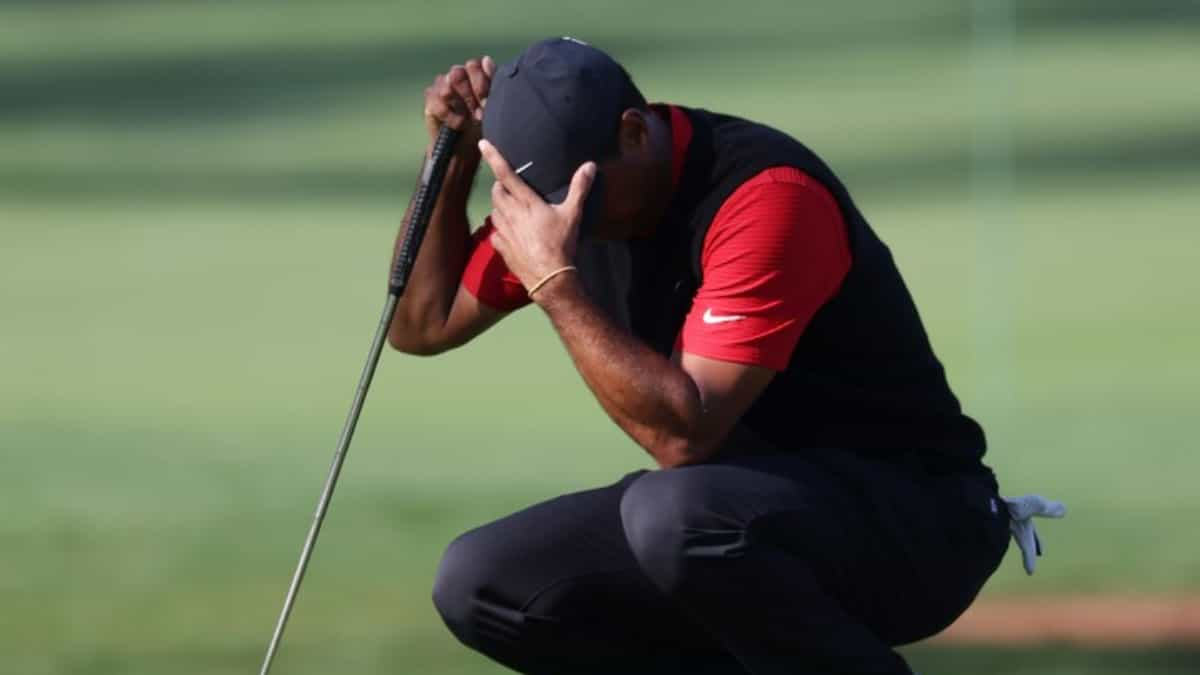 Estado de salud de Tiger Woods tras accidente
